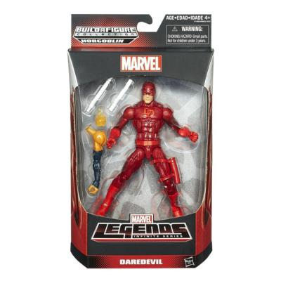 Les figurines Funko Pop de la série télévisée Daredevil