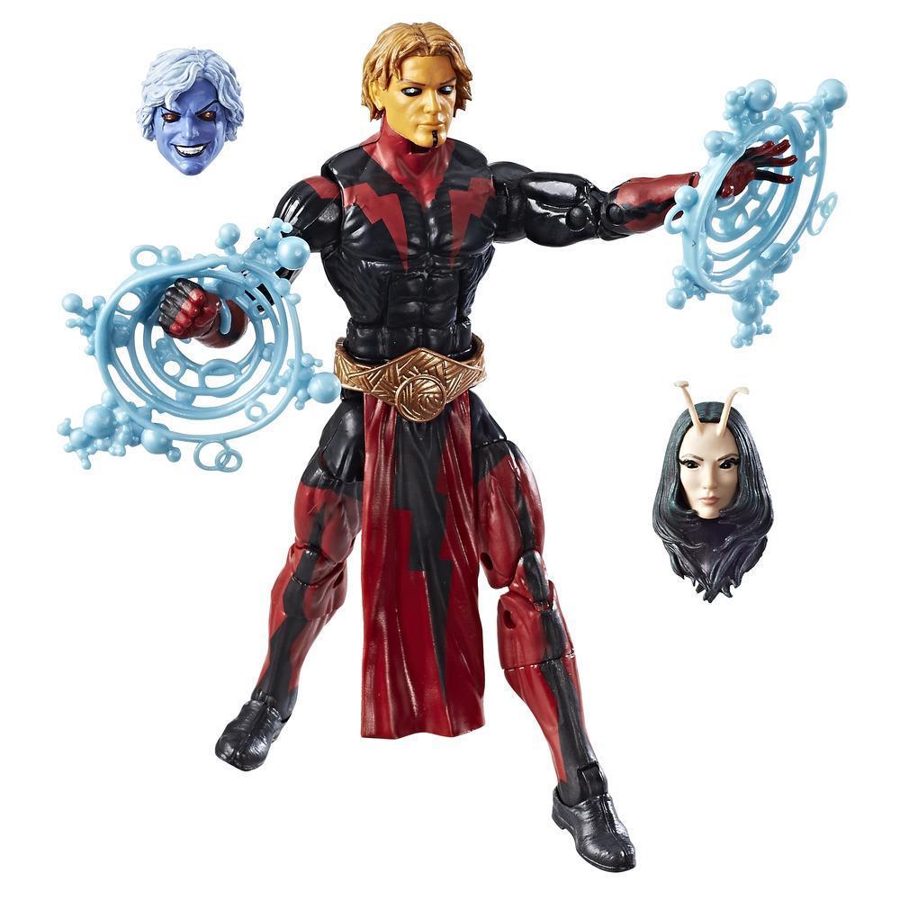 Marvel Guardians of the Galaxy Legends Series - Protecteurs du cosmos : Figurine Adam Warlock