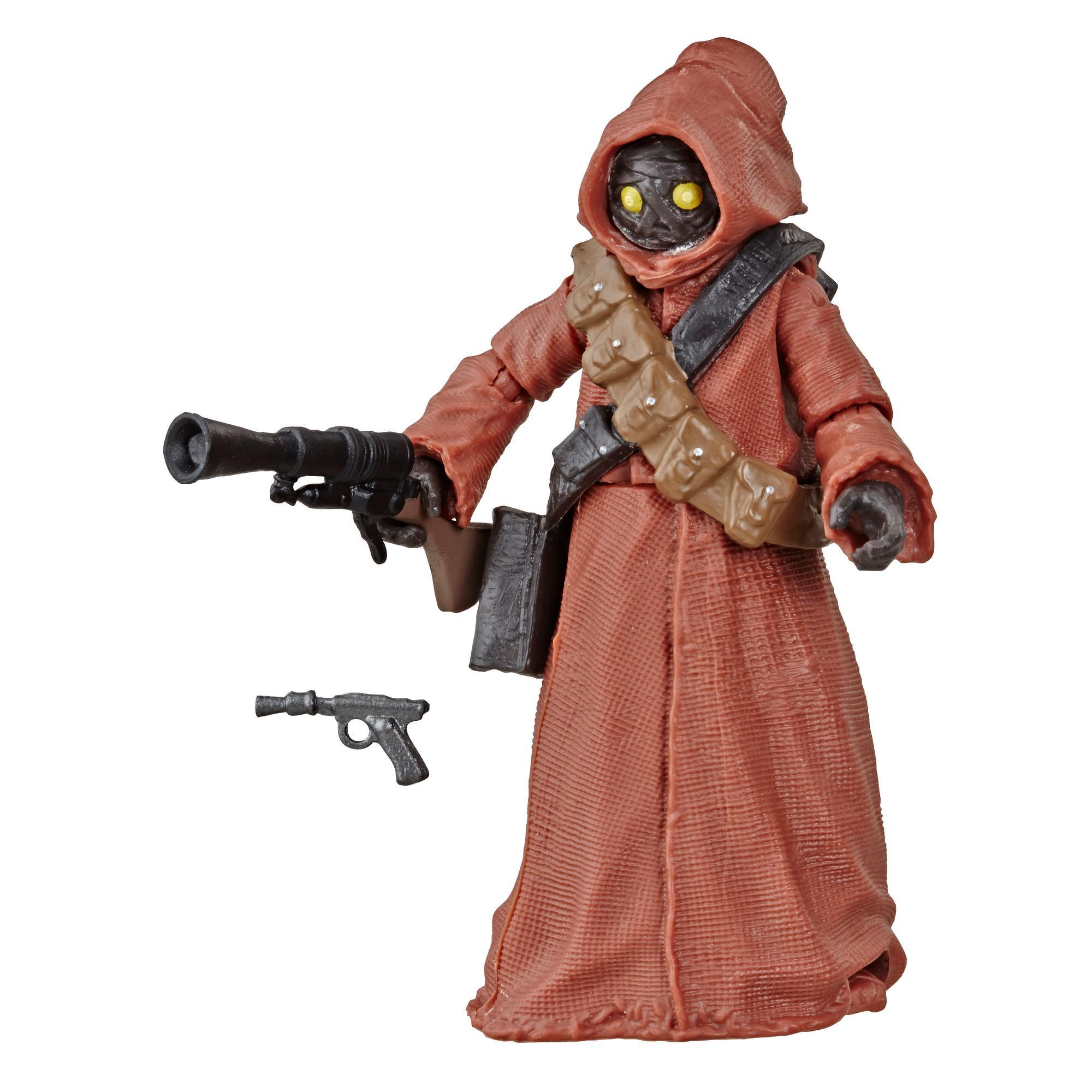 Star Wars The Vintage Collection, Star Wars : Un nouvel espoir, figurine articulée de Jawa de 9,5 cm, à partir de 4 ans