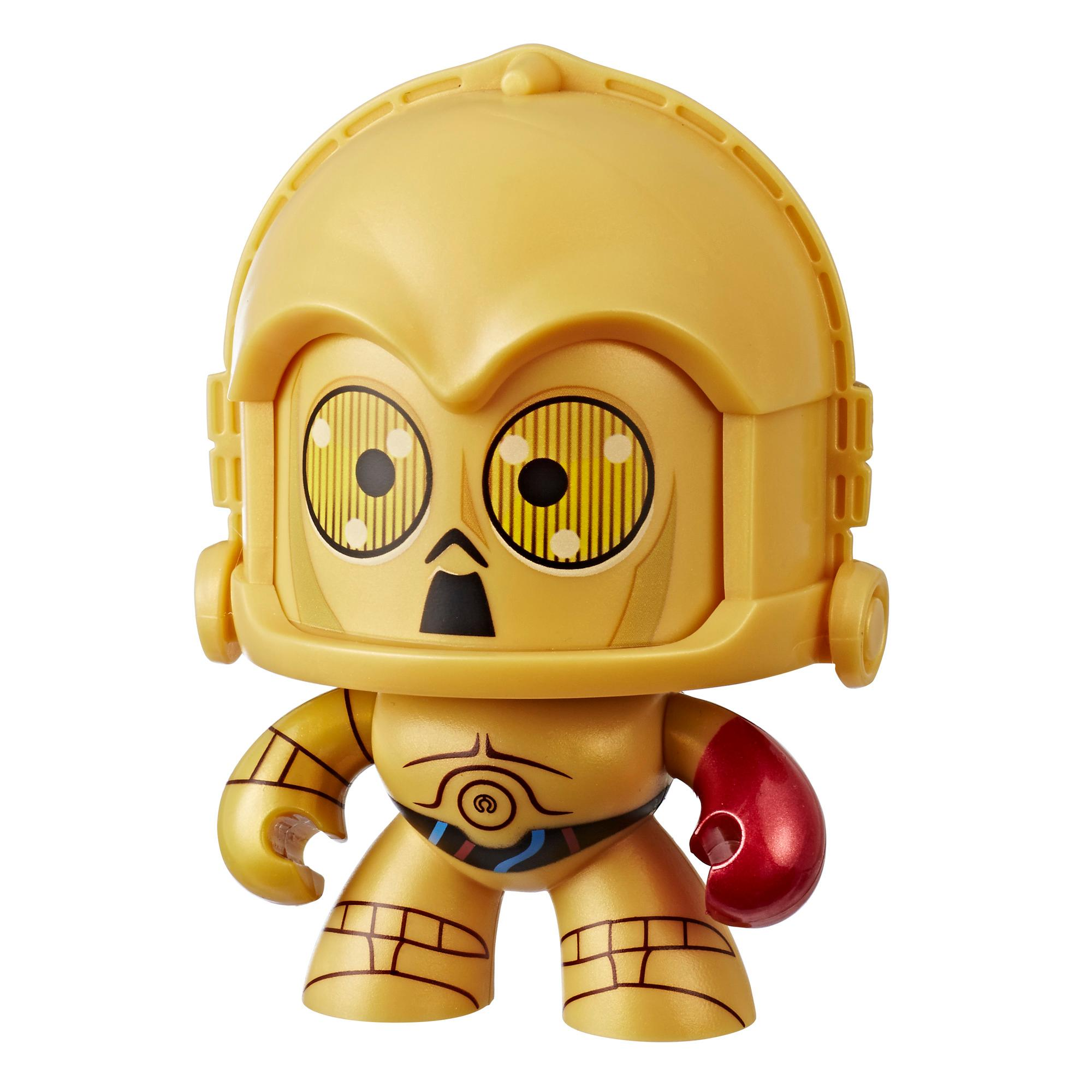 Figurine Star Wars Mighty Muggs C-3PO no 16