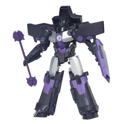 Transformers Clash of the Transformers – Figurine Megatronus 5 étapes méga