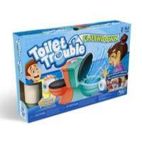 Jeu Toilet Trouble Précipitation : jeu d'arrosage pour les joueurs de 4 ans et plus