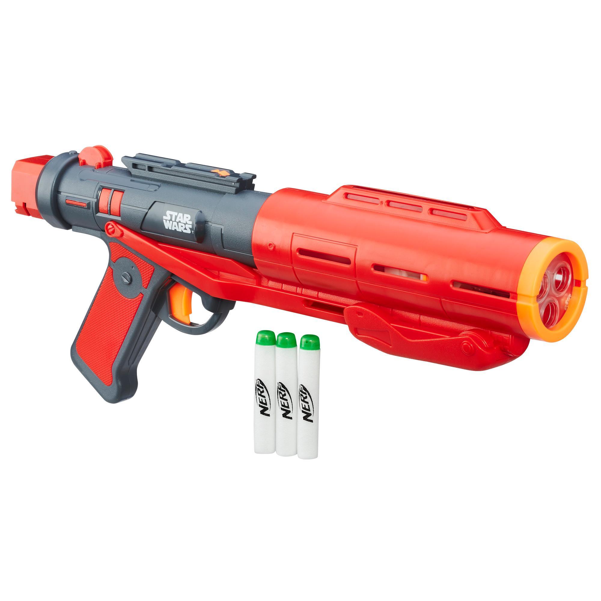 Star Wars Rogue One Nerf - Blaster de luxe de Death Trooper impérial