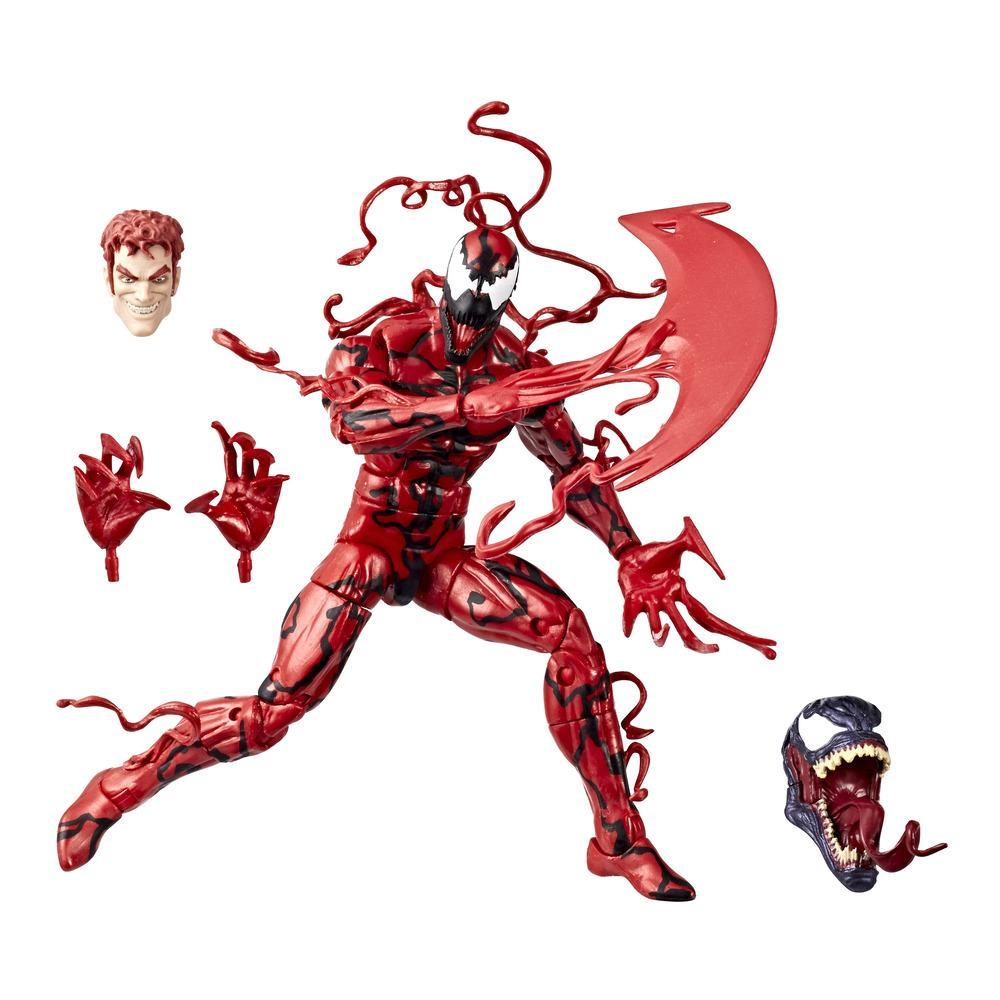 Série Marvel Legends - Figurine Carnage de 15 cm