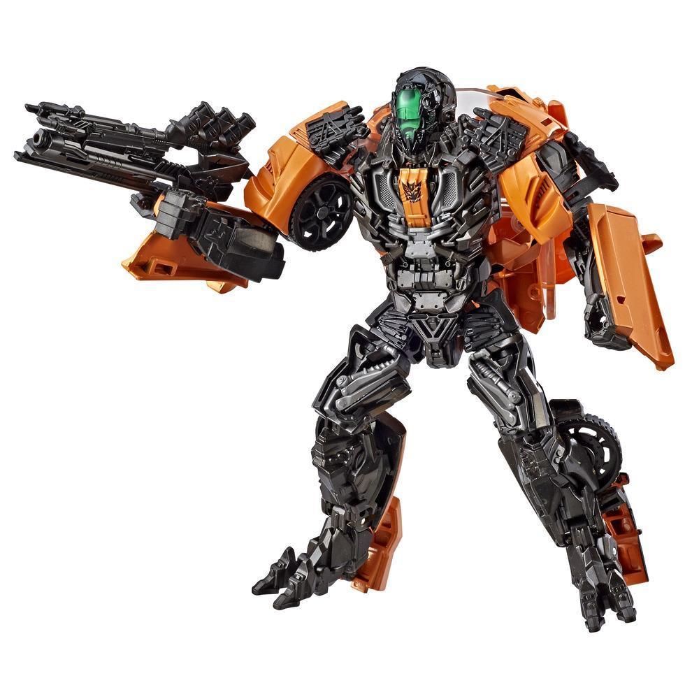 Transformers Transformers: L'ère de l'extinction Studio Series 17 - Figurine Shadow Raider de classe de luxe
