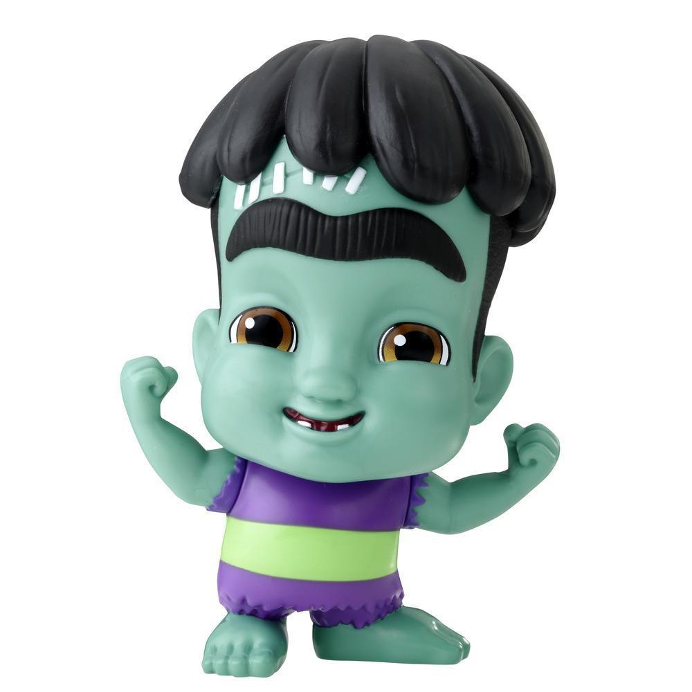 Netflix Super mini monstres - Figurine Frankie Mash de 10 cm à collectionner pour enfants de 3 ans et plus