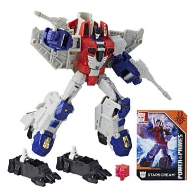 Transformers: Generations - Puissance des Primes - Starscream classe voyageur