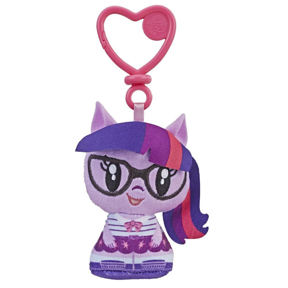 My Little Pony Cutie Mark Crew - Peluche à attacher Equestria Girls de Twilight Sparkle