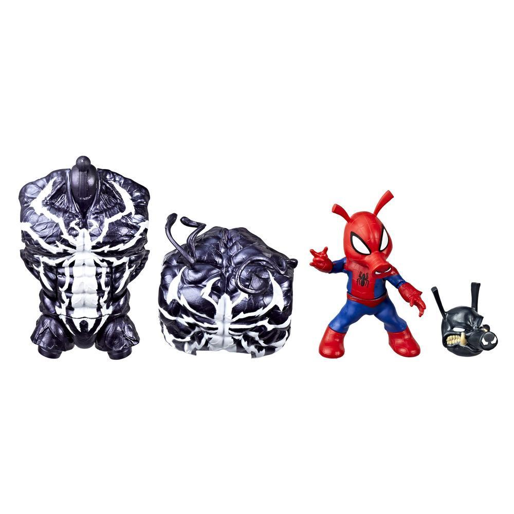 Série Marvel Legends - Figurine Spider-Ham de 15 cm