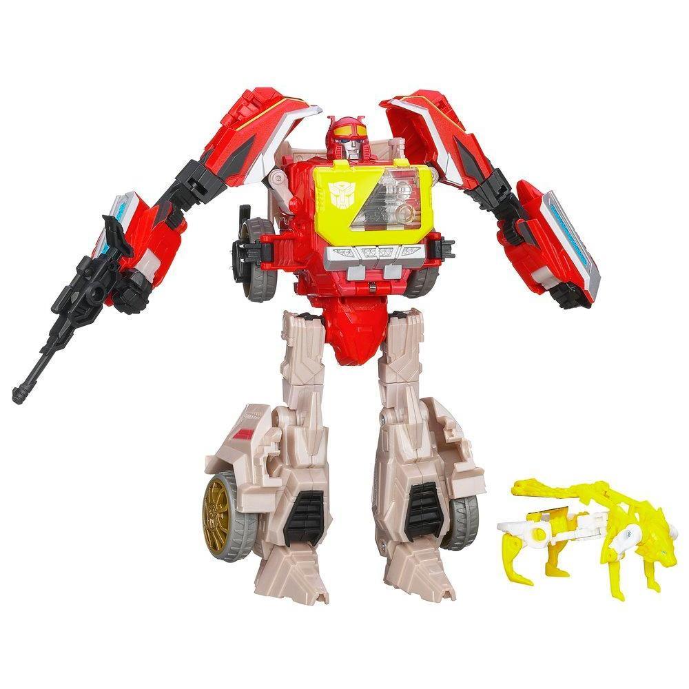 Transformers Generations - Figurine Autobot Blaster classe Voyageur