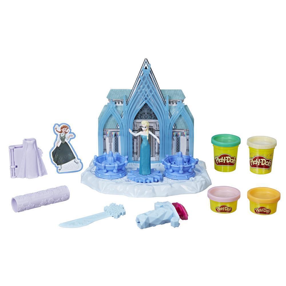 Play-Doh Disney Frozen - Fontaines magiques