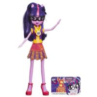 My Little Pony Equestria Girls - Poupée Twilight Sparkle Jeux de l'amitié