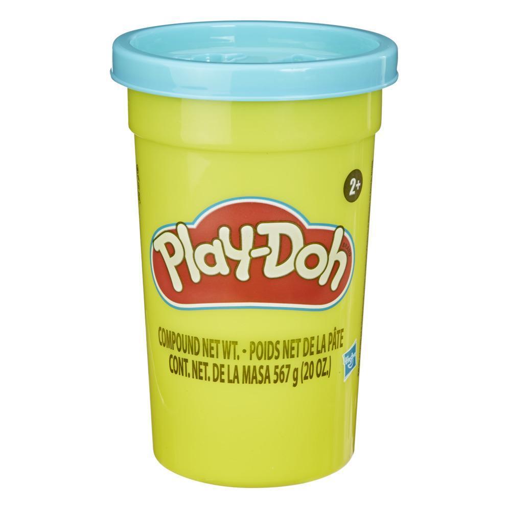 Play-Doh, 567 grammes de pâte à modeler bleue atoxique pour enfants, dès 2 ans