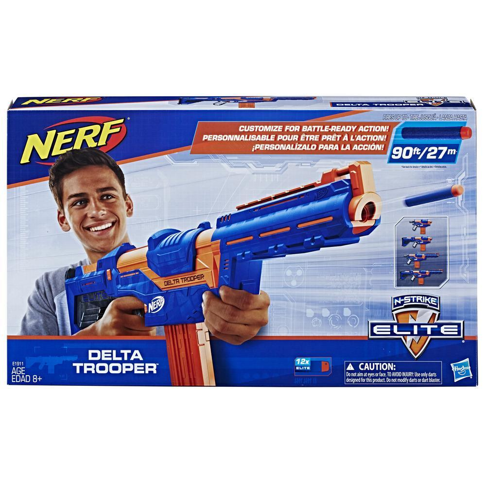 Nerf N-Strike Elite - Foudroyeur Delta Trooper