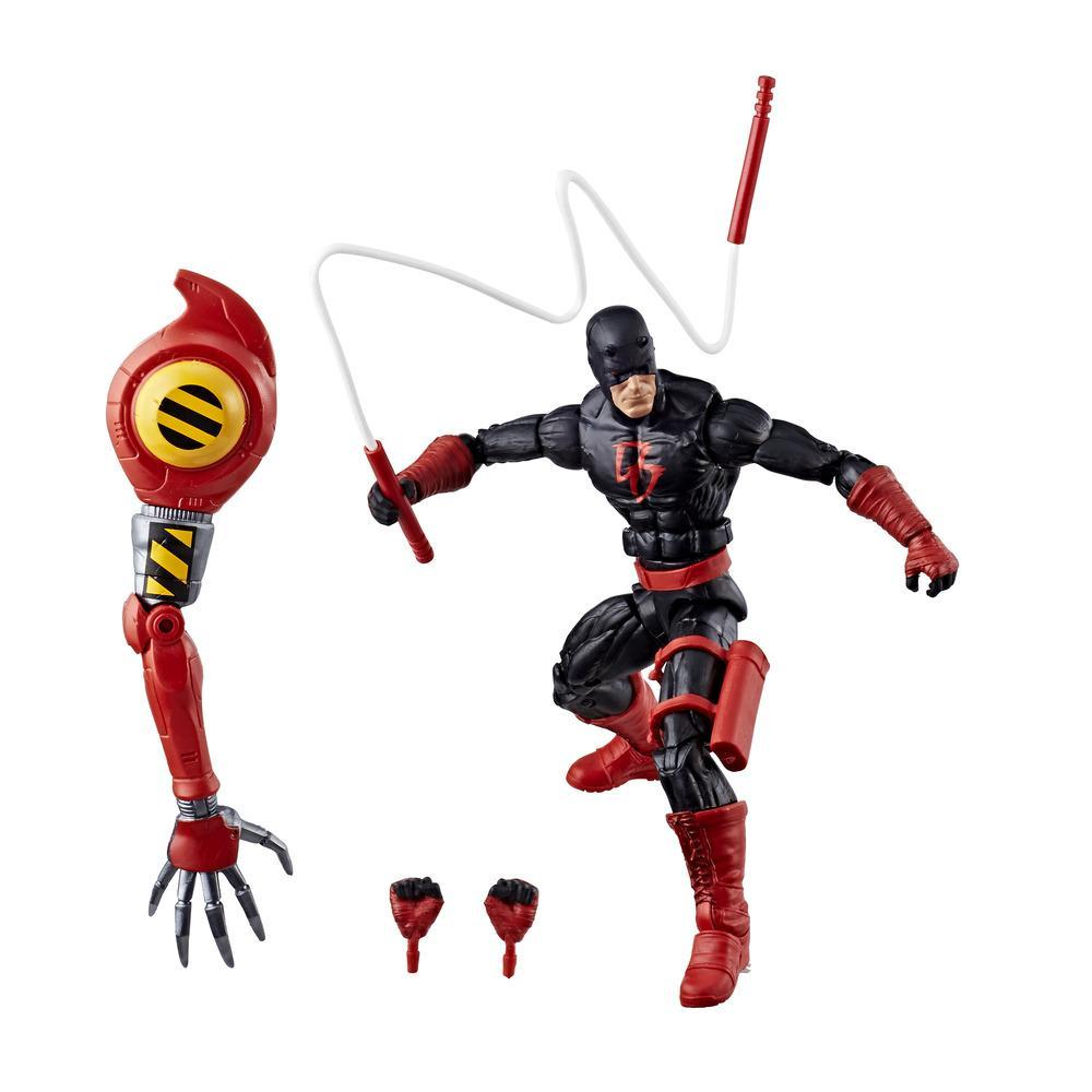 Spider-Man Série Legends - Figurine Daredevil de 15 cm