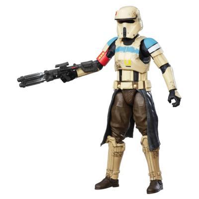 Star Wars The Black Series - Chef d'escouade Stormtrooper de Scarif