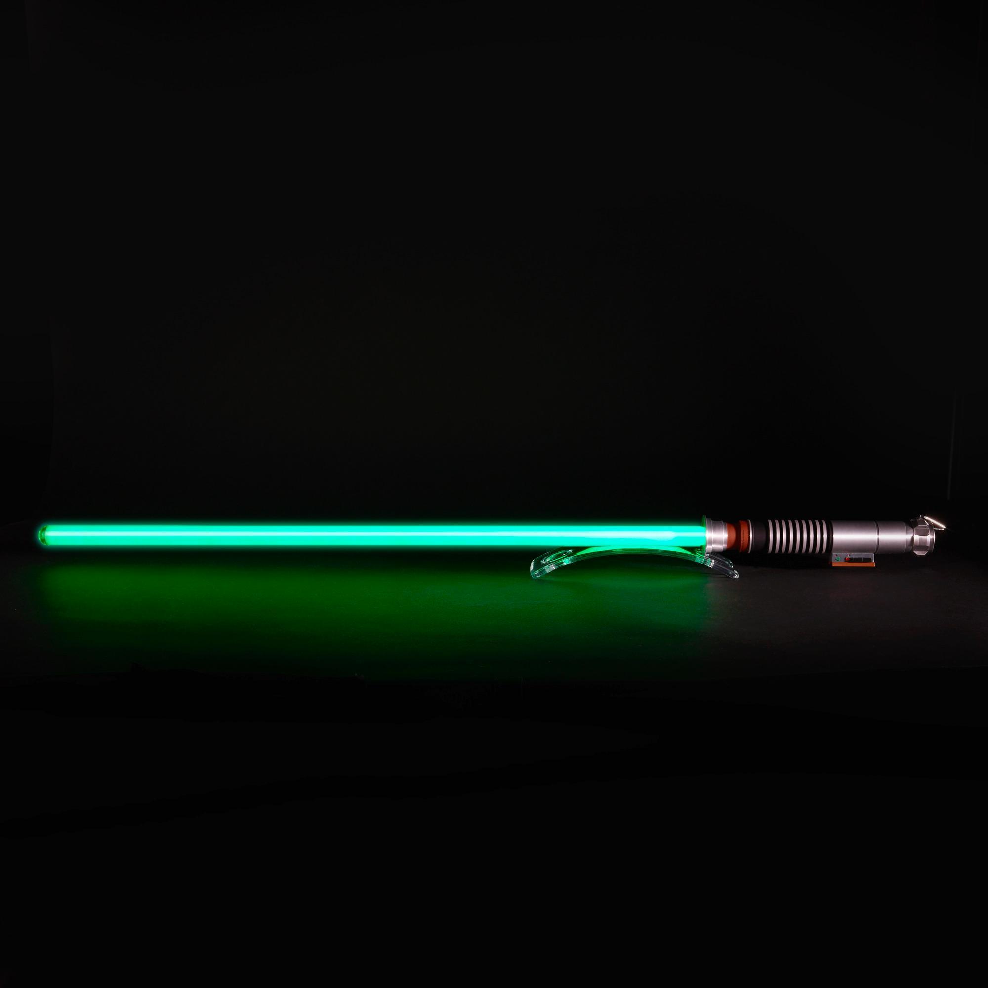 Star Wars La série noire - Sabre laser Force FX de Luke Skywalker