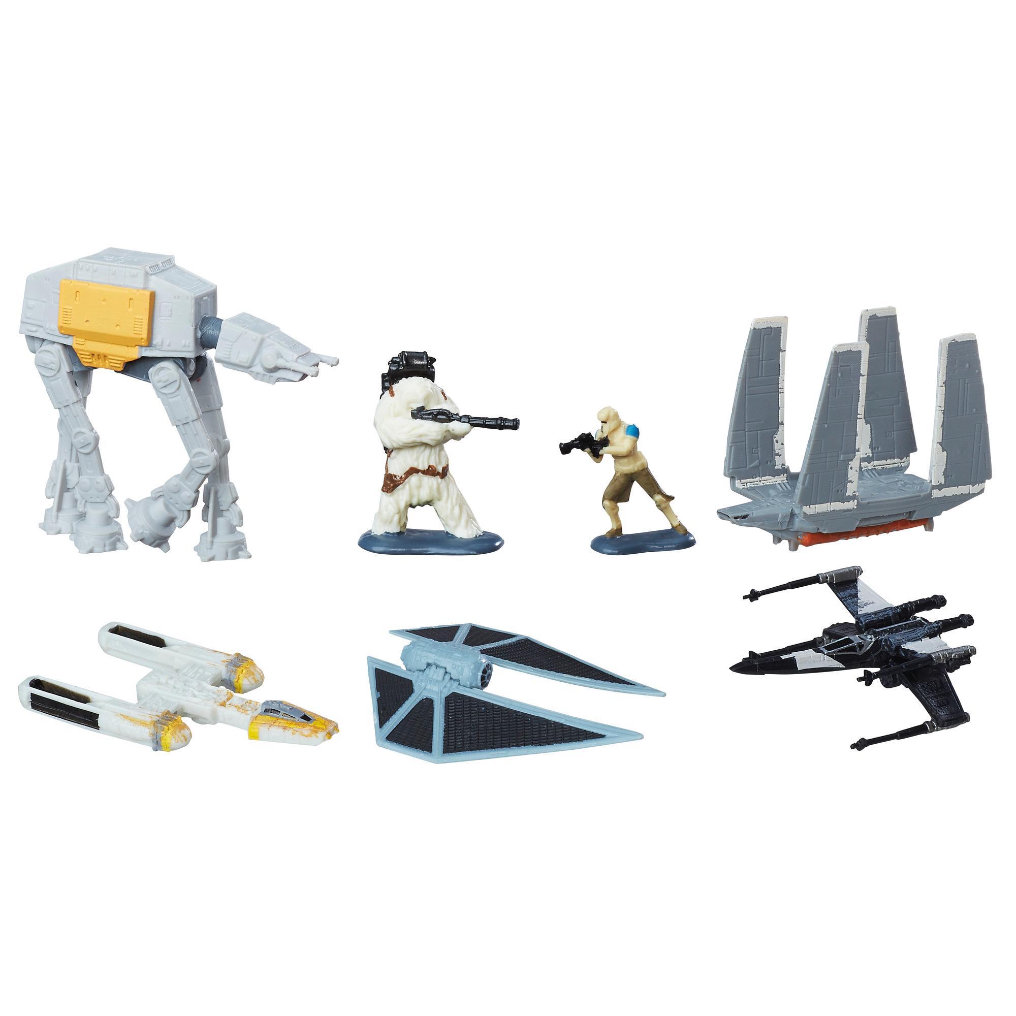 Star Wars: Rogue One Micro Machines - Ensemble de luxe Attaque sur Scarif