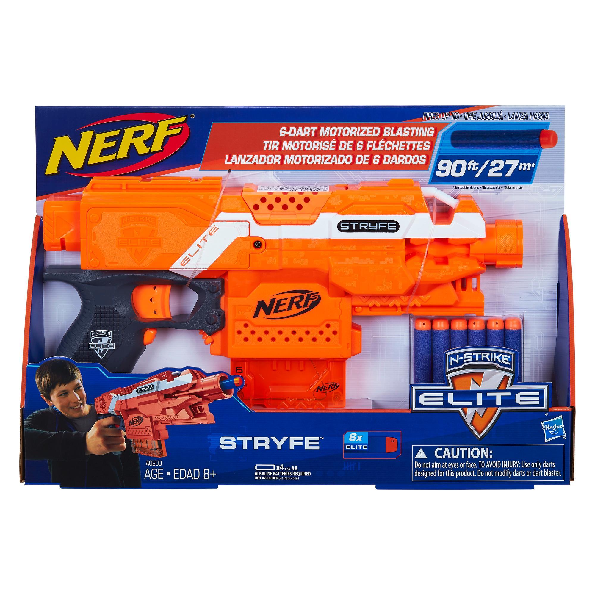 NERF N-STRIKE ELITE - Foudroyeur STRYFE