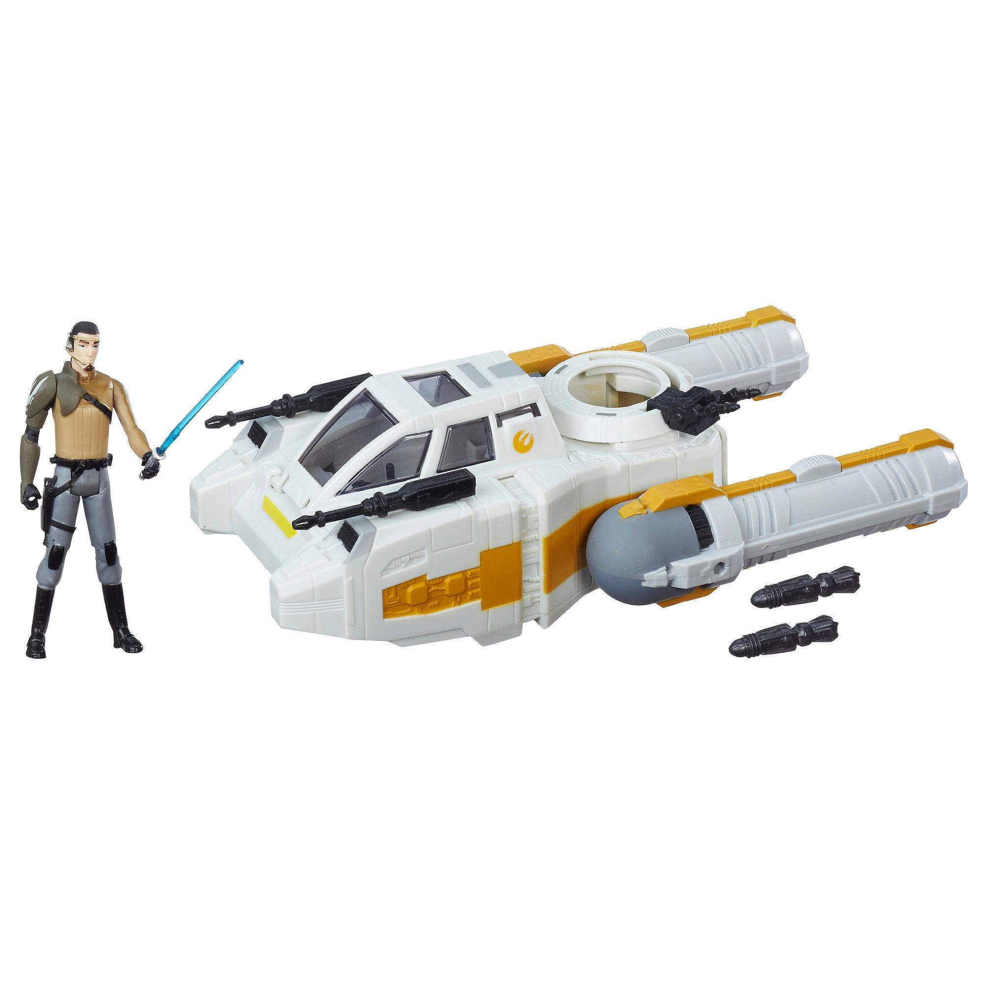 Star Wars: Rebels - Bombardier éclaireur Y-Wing