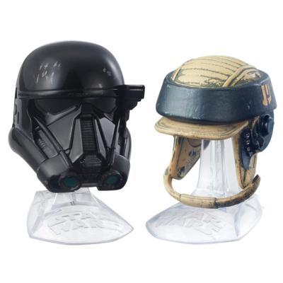 Star Wars La Série noire Titanium - Death Trooper impérial et commando rebelle