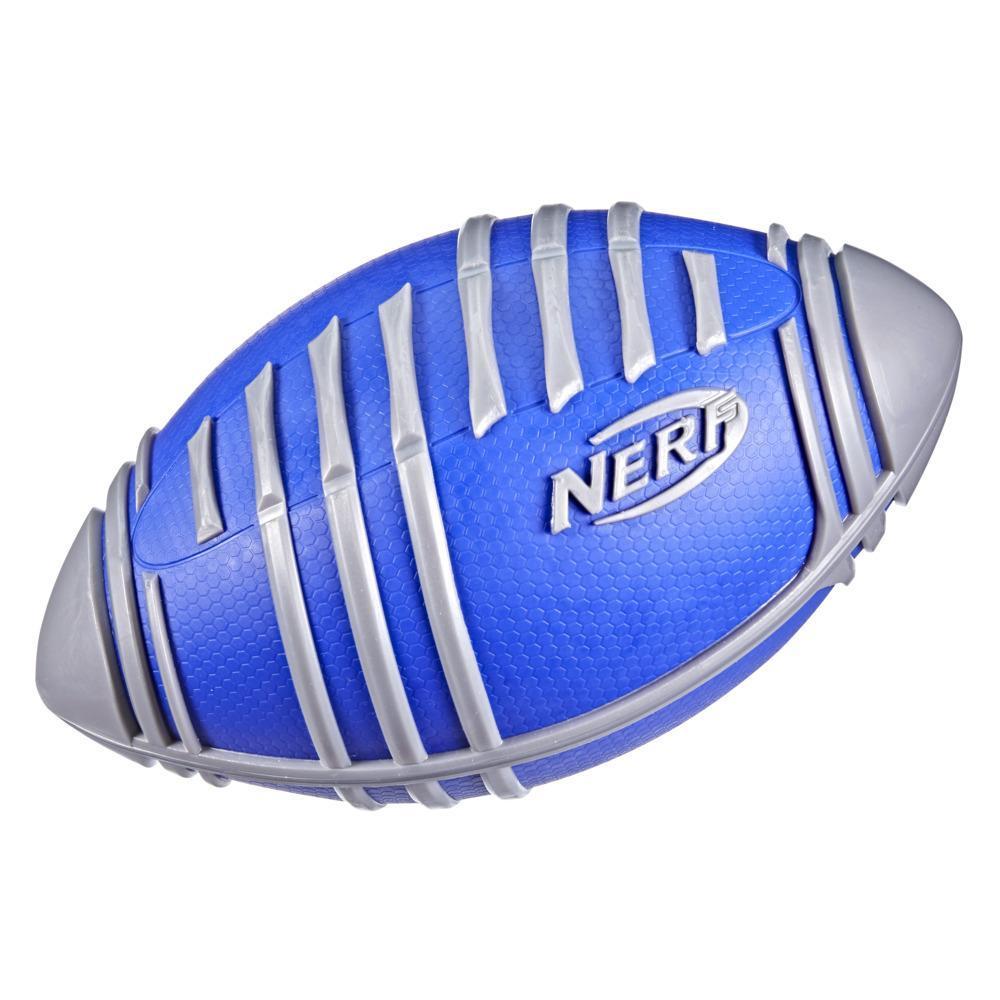 Nerf Weather Blitz - Ballon de football américain (argenté)