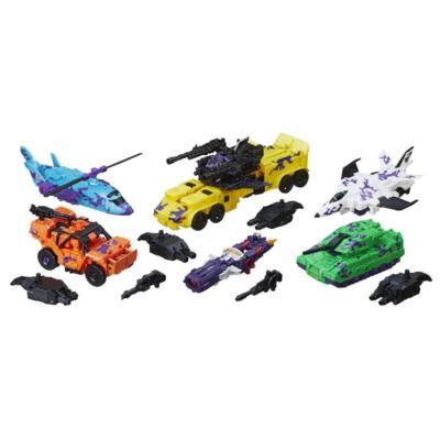 Transformers Generations Combiner Wars - Ensemble de collection Bruticus