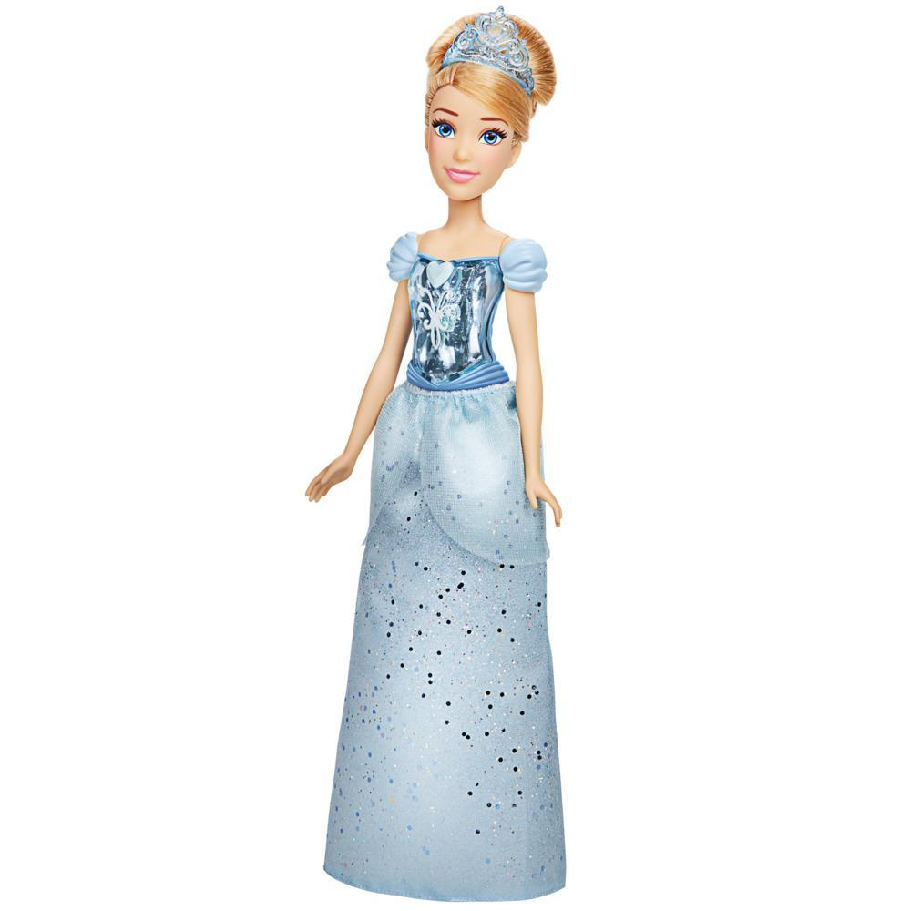 Disney Princess Royal Shimmer - Poupée Cendrillon