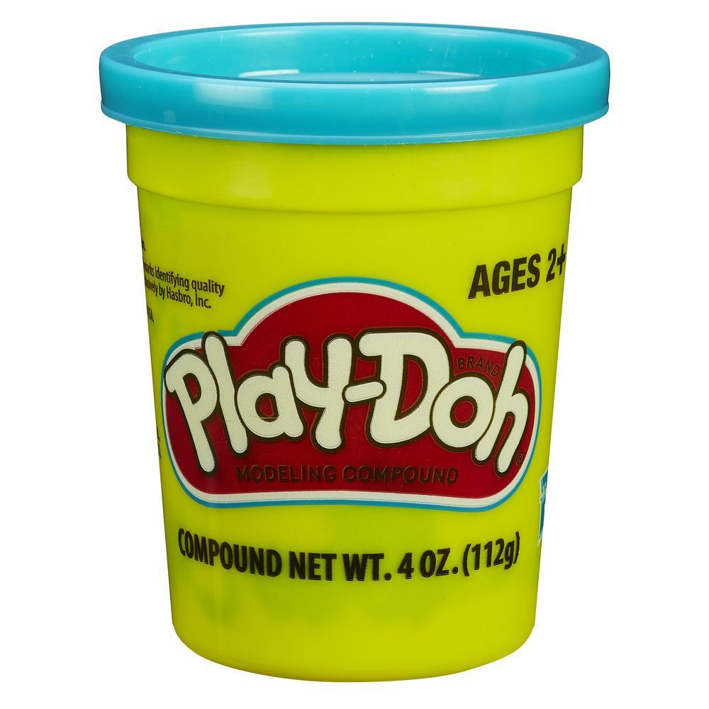 Play-Doh, pot individuel, turquoise