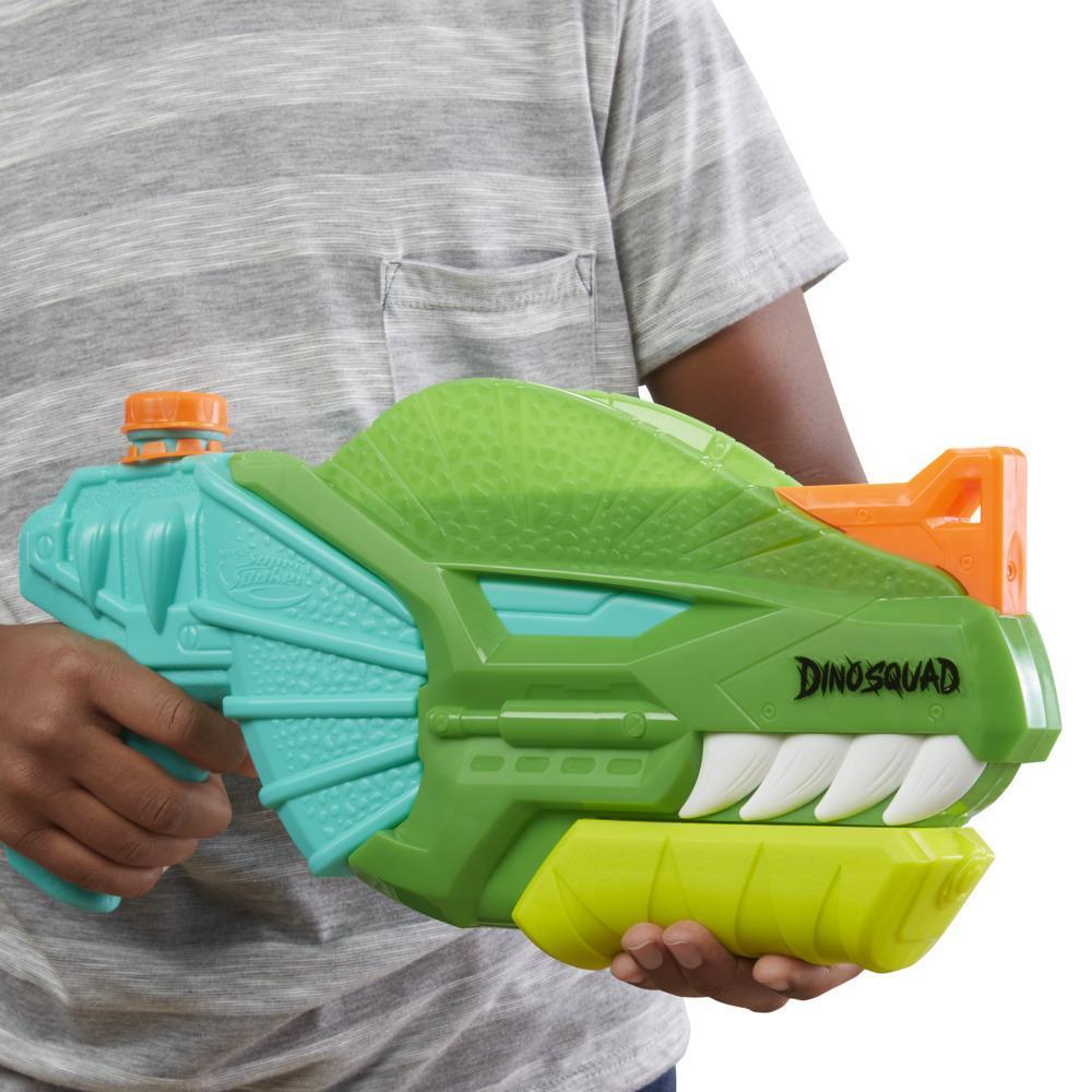 Blaster à eau Nerf Super Soaker DinoSquad Dino-Soak