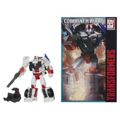 Transformers Generations Combiner Wars - Figurine Protectobot Streetwise de classe de luxe