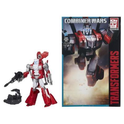 Transformers Generations Combiner Wars - Figurine Protectobot Blades de classe de luxe