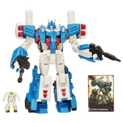 Transformers Generations - Figurine Ultra Magnus de classe Leader