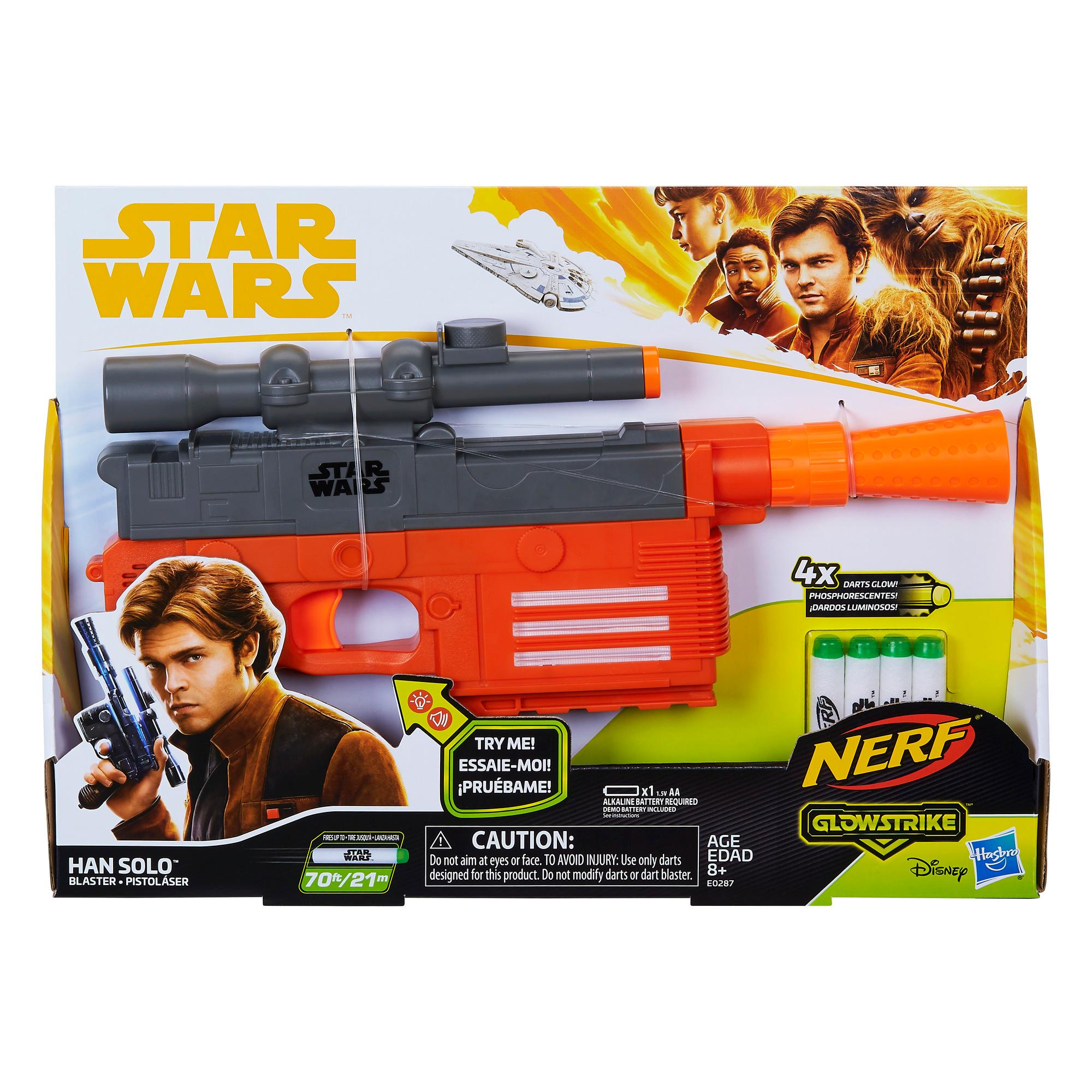 Star Wars Nerf - Blaster Han Solo
