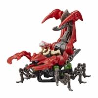 Zoids Mega Battlers Needle, figurine à assembler de type scorpion, mouvement à remontoir, enfants dès 8 ans, 33 pièces