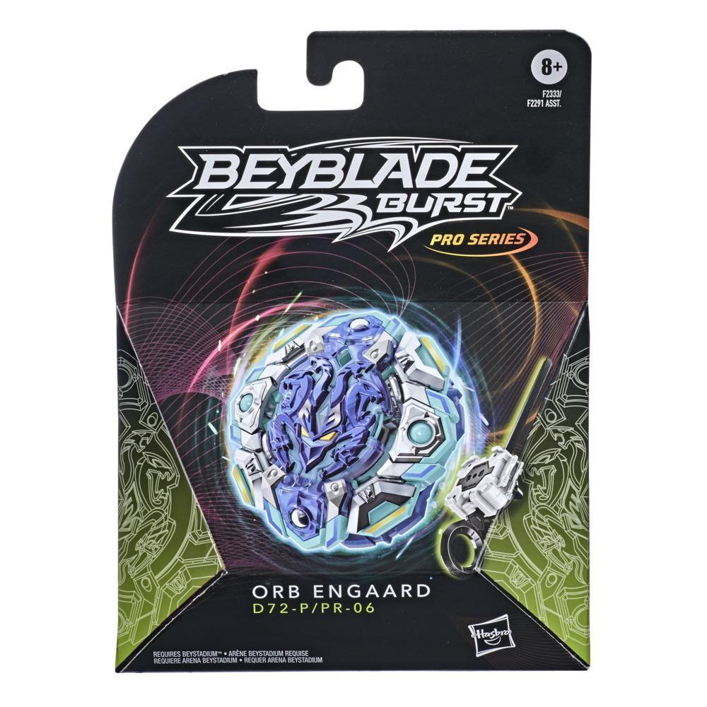 Beyblade Burst Pro Series, Trousse de départ Orb Engaard