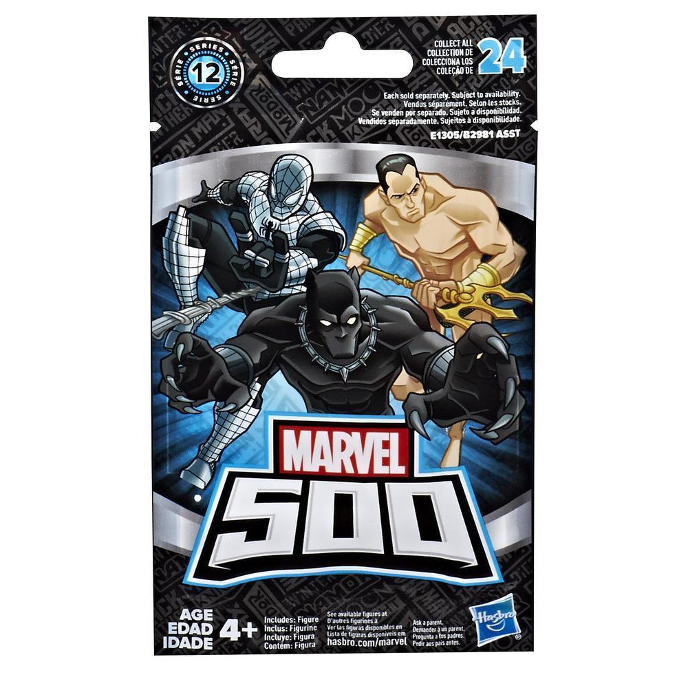 Marvel 500 - Microfigurines en sacs surprises, série12