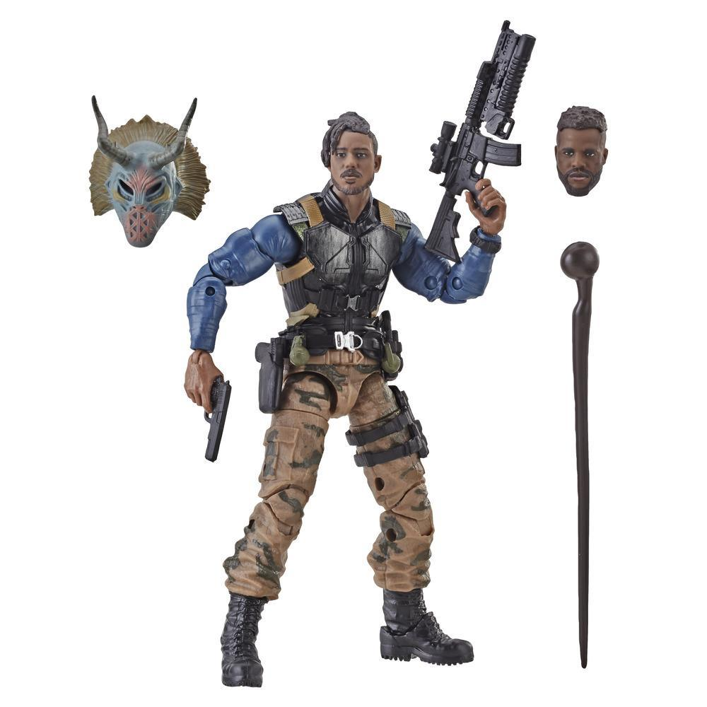 Marvel Black Panther - Série Marvel Legends - Figurine Erik Killmonger de 15 cm