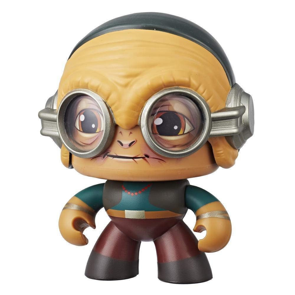Figurine Star Wars Mighty Muggs Maz Kanata no 15