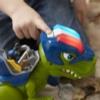 Playskool Heroes Chomp Squad - Polissaurus et Bobby Badge