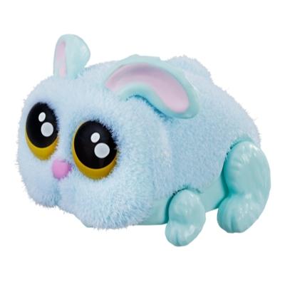 Sir Bunnington de Yellies!, jouet de lapin de compagnie activé par la voix