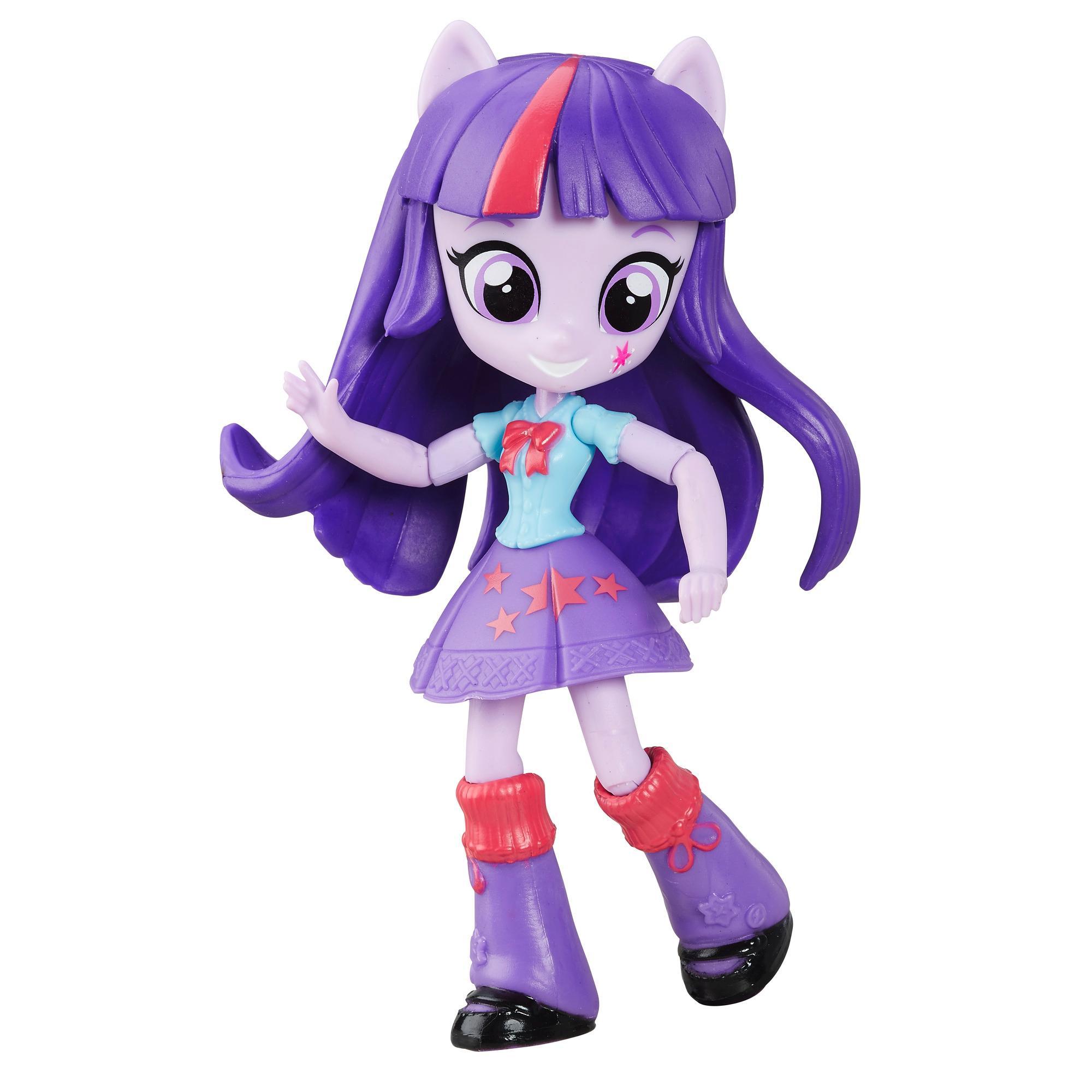 My Little Pony Equestria Girls - Mini poupée Twilight Sparkle