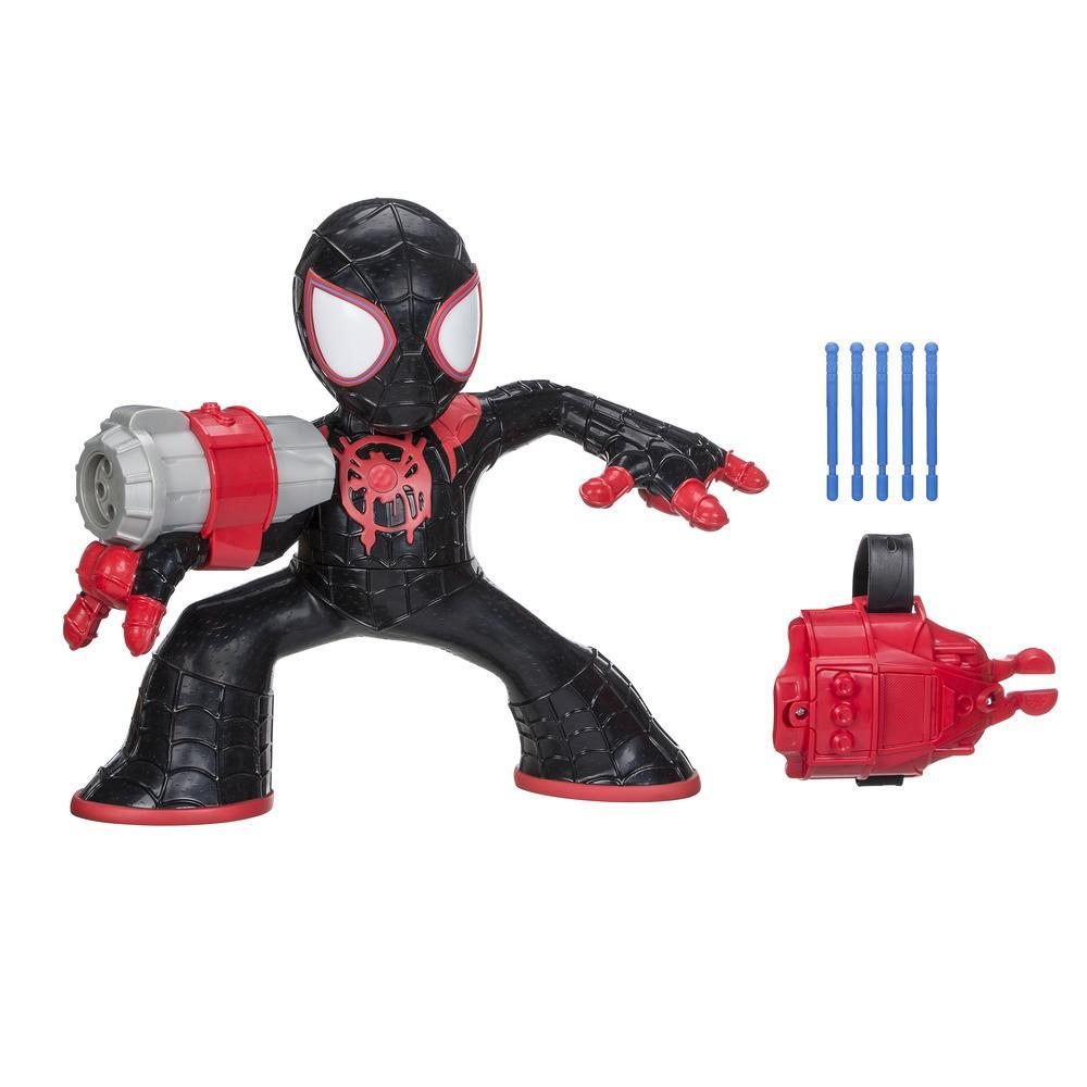 Spider-Man : Dans le Spider-Verse - Shockstrike Miles Morales Spider-Man