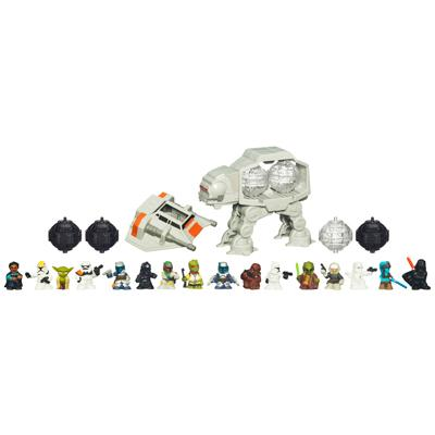 STAR WARS FIGHTER PODS Ensemble Série 1