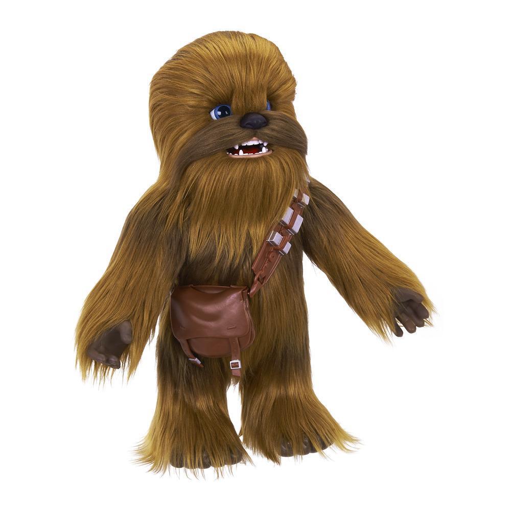 Le meilleur copilote Chewie