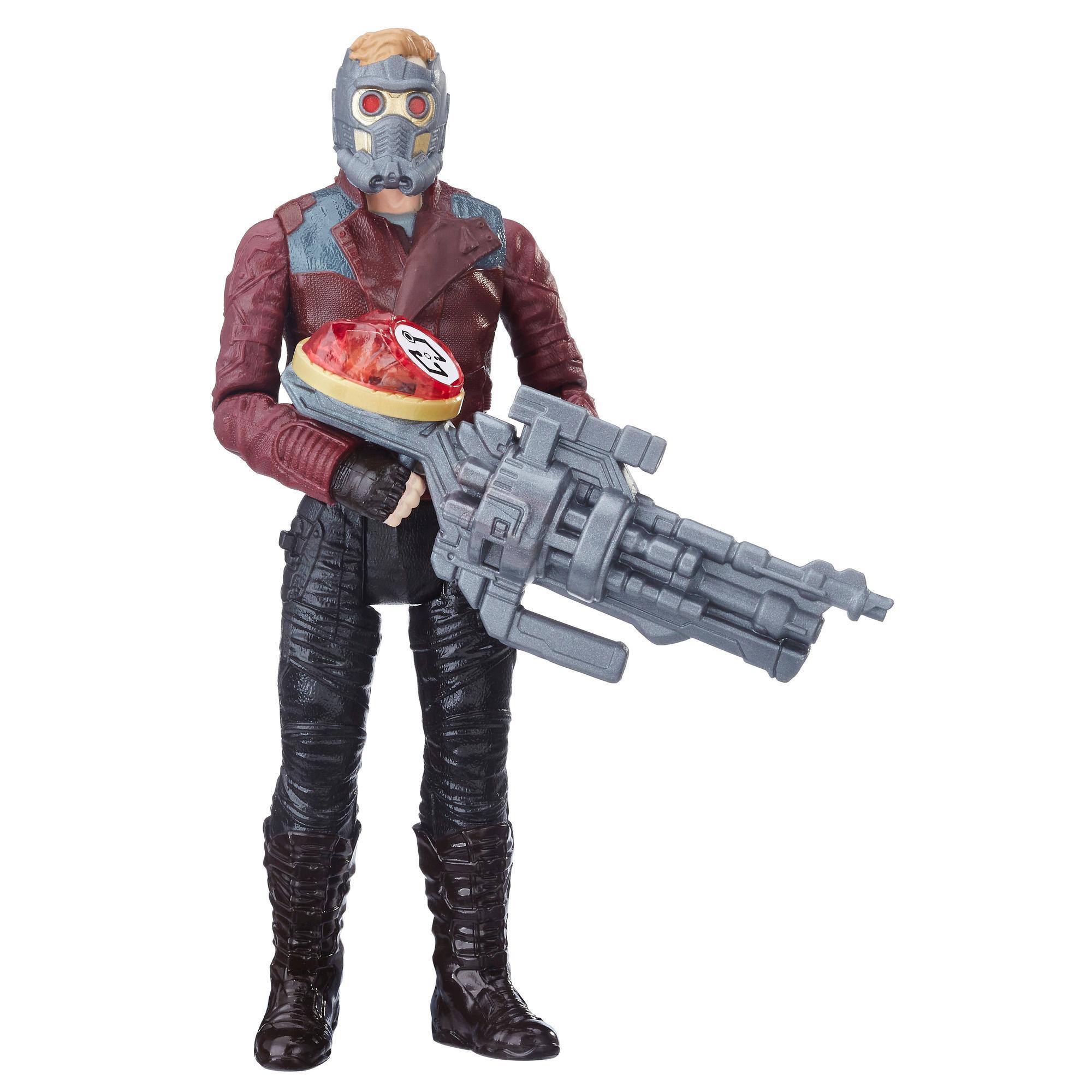 Marvel Avengers: La guerre de l'Infini Star-Lord avec Pierre d'infinité