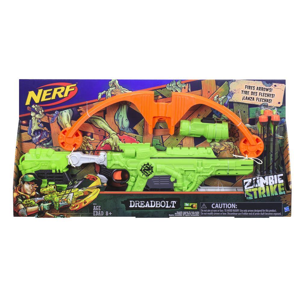 Nerf Zombie Strike - Foudroyeur Dreadbolt