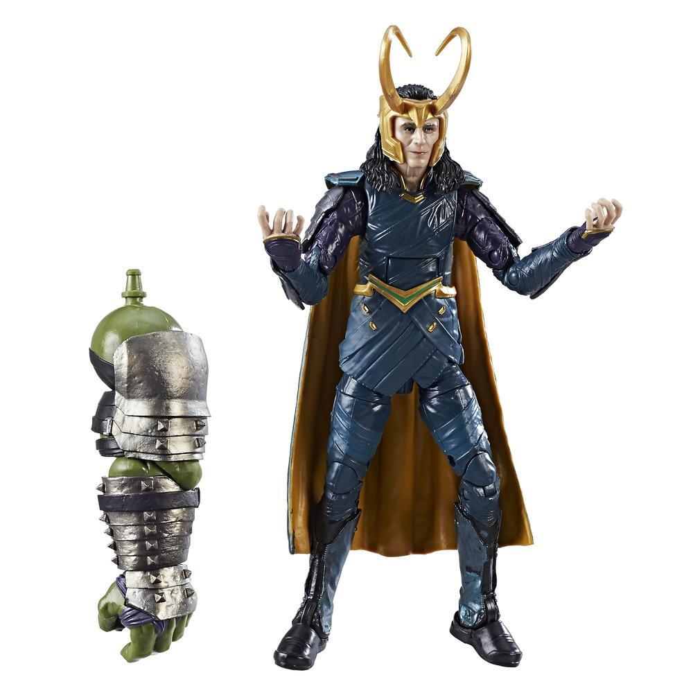 Marvel Best of Legends Series - Figurine Loki de 15 cm