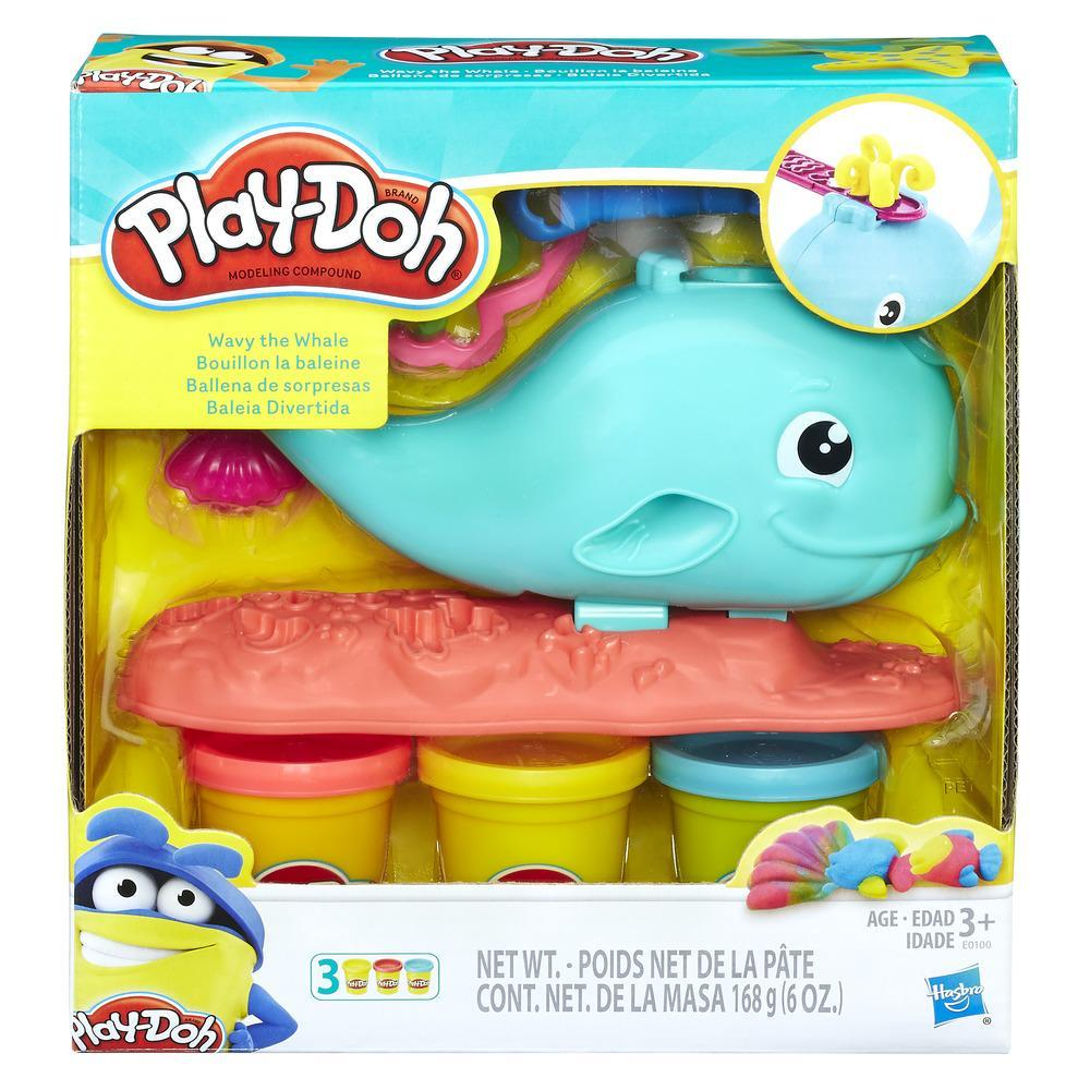 Play-Doh- Bouillon la baleine