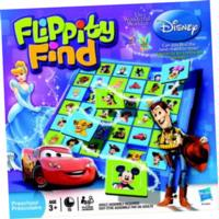 FLIPPITY FIND The Wonderful World of Disney Edition